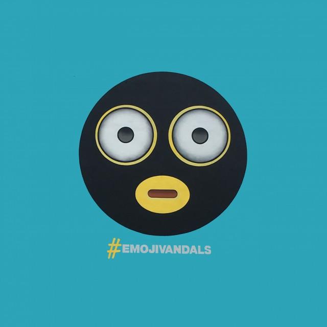 Mural emojivandals bearbeitet