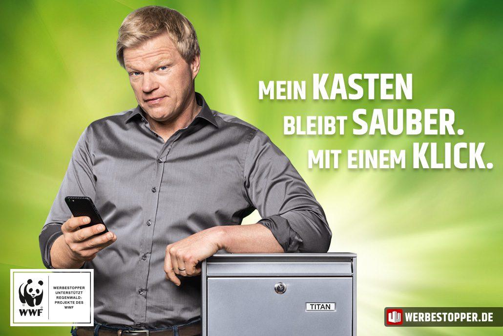 Oliver Kahn Werbung