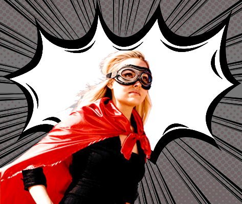 Employer Branding Superwoman