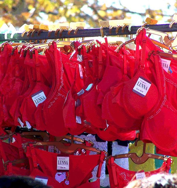 Silvester in Italien: Rote Unterwäsche