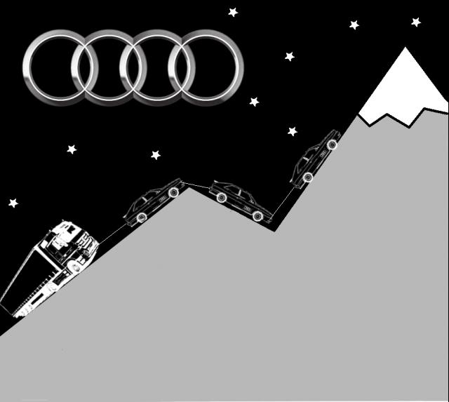 Audi Fan Story