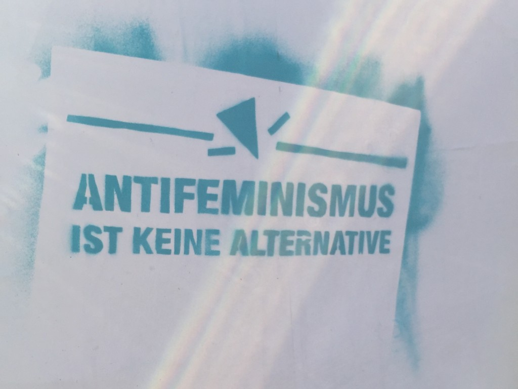 Airbrush: Antifeminismus ist keine Alternative