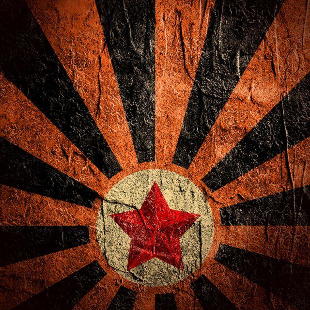 Corona-Krise, Gegenbewegung, Banner